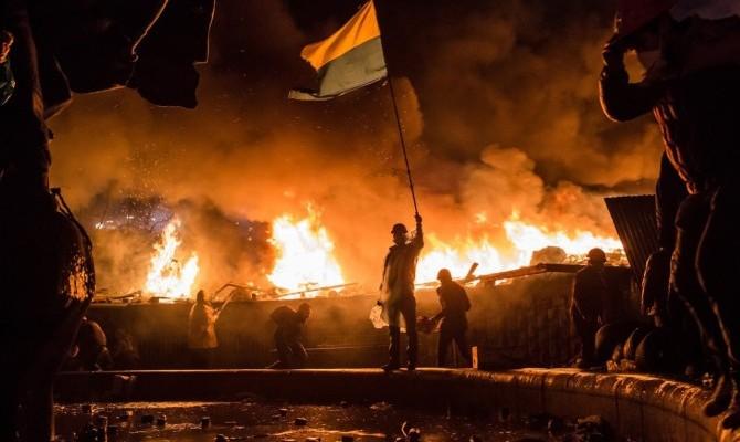 Рада предоставила статус УБД раненым участникам Революции достоинства