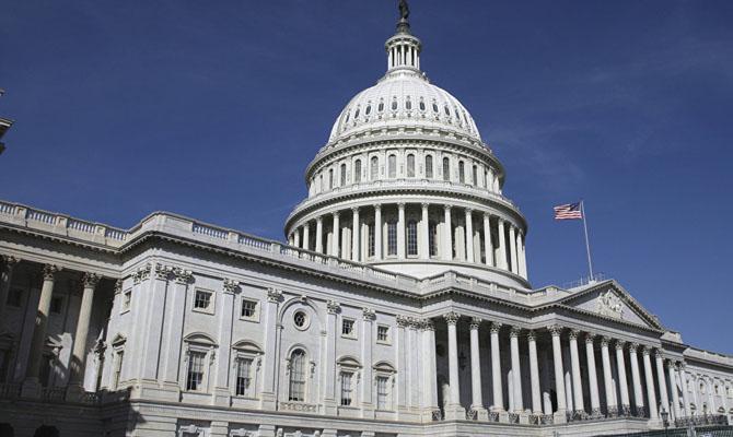 Съезд США утвердил военный бюджет США на следующий год