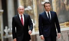 Макрон призывает Европу не изолировать Путина и Трампа