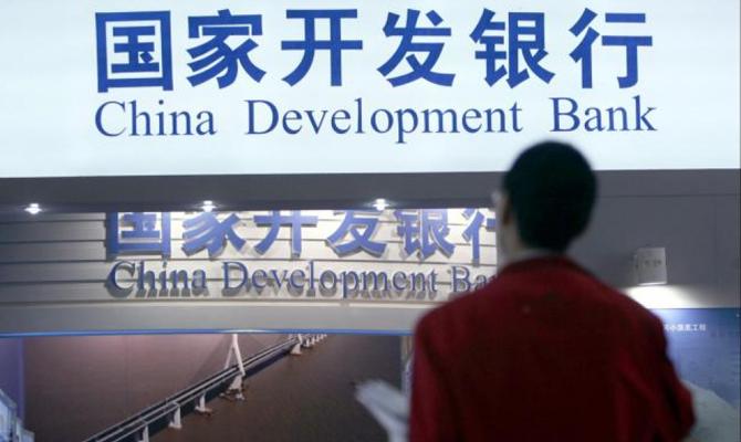 Украина несмогла пользоваться китайским кредитом на $3656 млрд