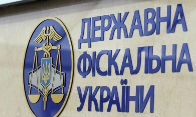 ГФС разоблачила схему уклонения от уплаты налогов на 57 млн грн