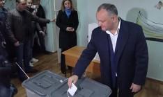 В Молдове проходит референдум по поводу отставки мэра столицы