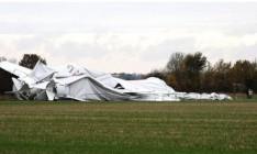 В Англии развалился самый длинный в мире самолет-дирижабль Airlander 10