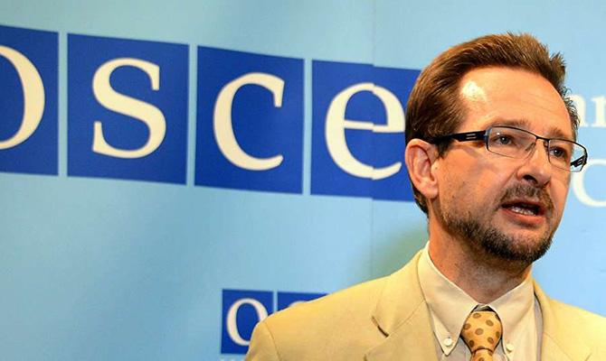 Исполненье Минских договоров зашло втупик— генеральный секретарь ОБСЕ