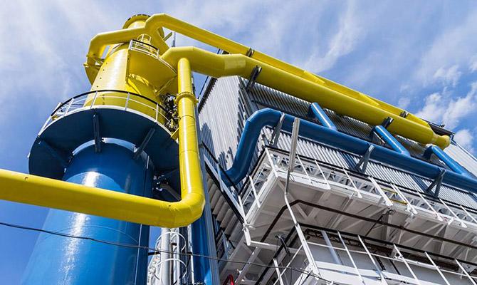 Украина потратила $2,2 млрд наимпорт природного газа