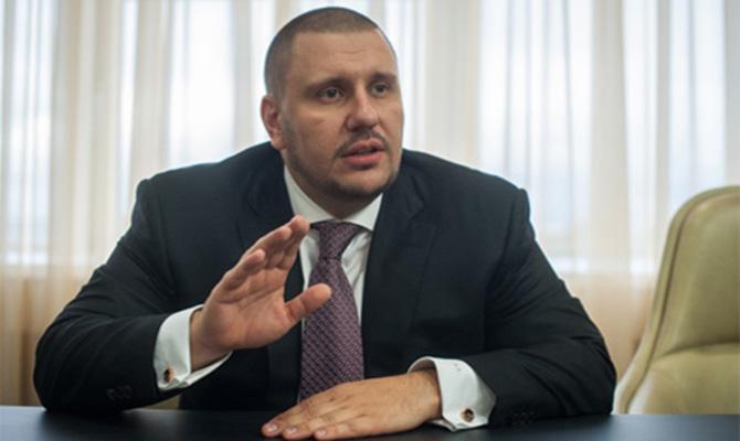 Против экс-министра-беглеца Клименко возбудили очередное уголовное производство