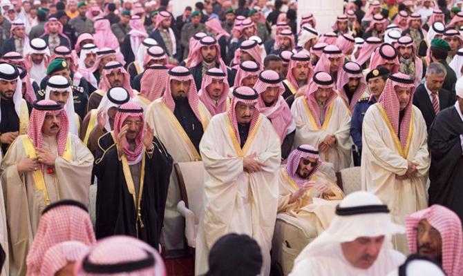 Саудовские принцы обменяли деньги на свободу