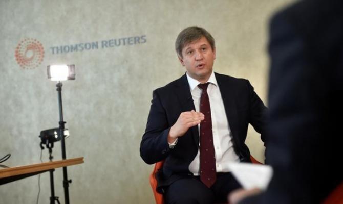 Украина может разместить евробонды на $2 млрд в2018г— Данилюк