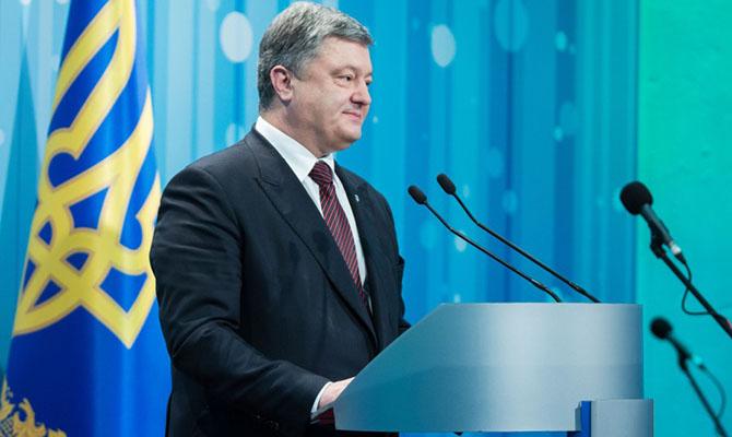 На Порошенко из бюджета потратят более 1 млрд грн в 2018