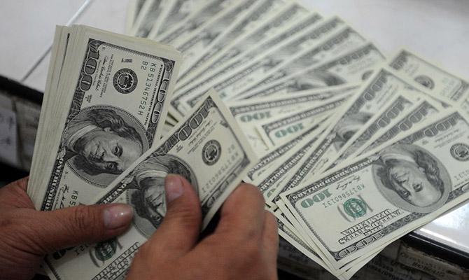 Минфин погасил валютные ОВГЗ на $300 миллионов