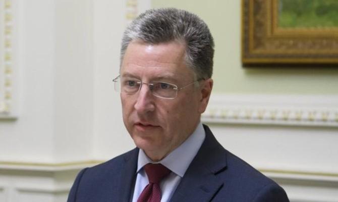 Курт Волкер назвал результат переговоров сВладиславом Сурковым поУкраине «шагом назад»