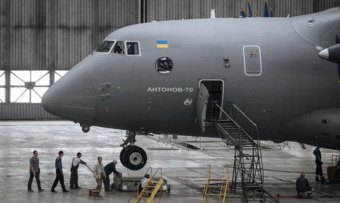 «Антонов» сократил чистую прибыль на 60%