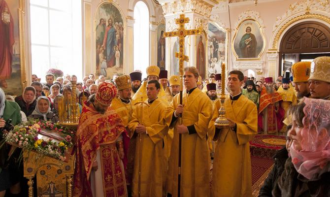 РПЦ вняла просьбе Онуфрия и впервый раз признала Украинскую церковь независимой