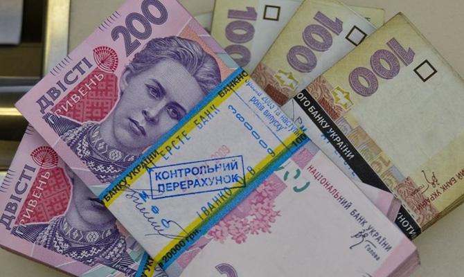 Украине необходимо занять 475 млрд гривен в 2018-2019