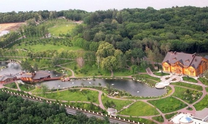 Резиденцию Януковича «Межигорье» вернули вгоссобственность
