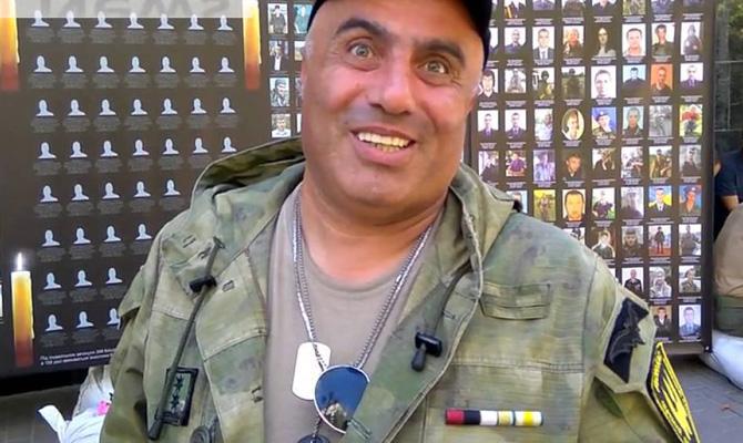 Госпогранслужба: Надирадзе был схвачен в20 метрах отграницы Молдовы с государством Украина