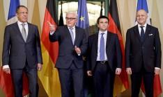 Лавров подтвердил, что переговоры «нормандской четверки» возобновятся в скором времени