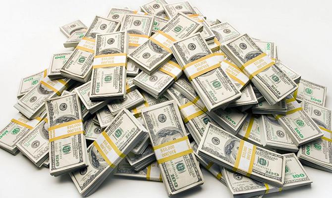 Банки купили на аукционе $29,4 млн