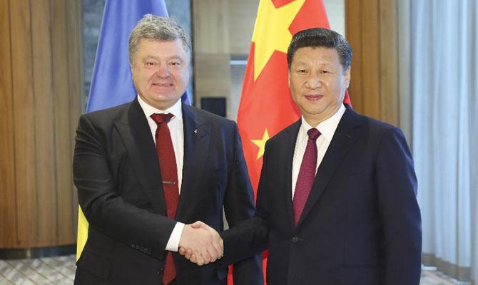 Минэкономразвития: КНР  планирует выделить $7 млрд напроекты с Украинским государством