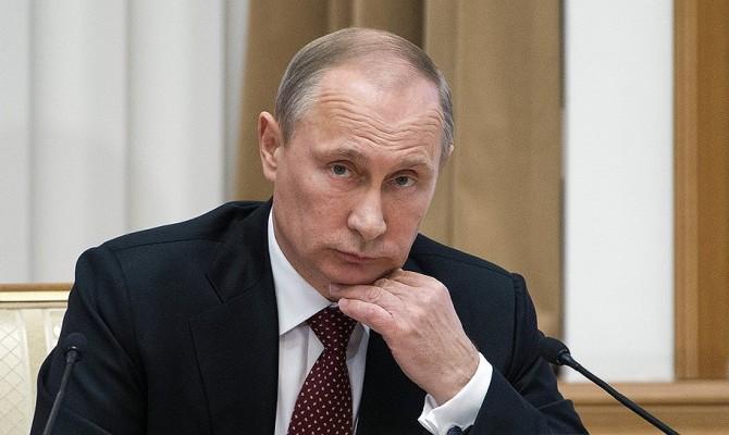 Путин объявил освоем участии ввыборах Президента Российской Федерации  в2018