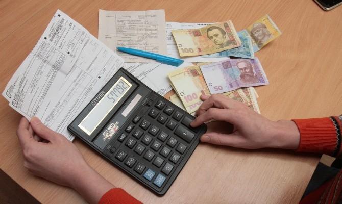 Долг населения по оплате услуг ЖКХ в октябре составил 28,4 млрд грн