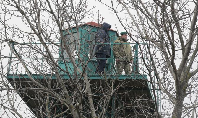 Украина иМолдова начали совместное патрулирование границы сПриднестровьем
