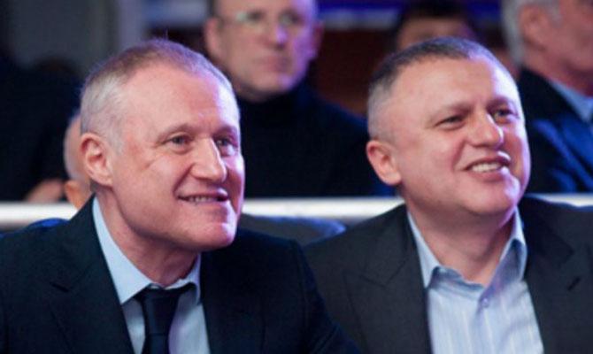 Исполнительная служба начала принудительное взыскание с Приватбанка 1 млрд гривен Суркисов