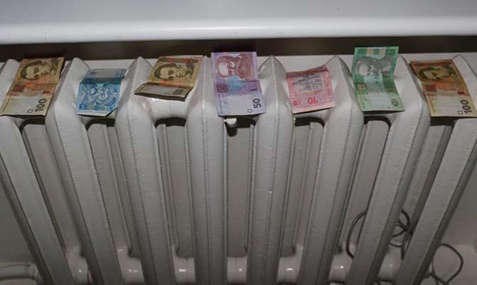 Киевляне задолжали затепло около 3-х млрд грн