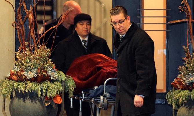 Фармацевт-миллиардер Барри Шерман иего супруга найдены мертвыми