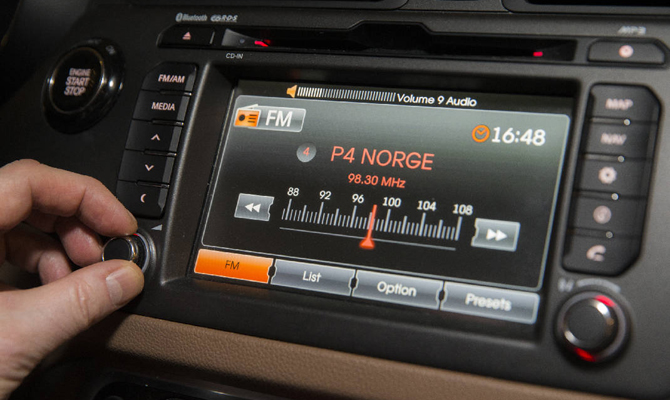 Впервые вмире: Норвегия полностью отказалась отFM-радио