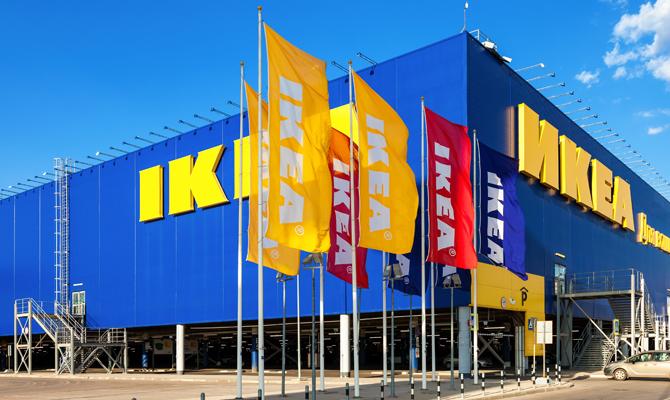«IKEA» уходила отналогов?..