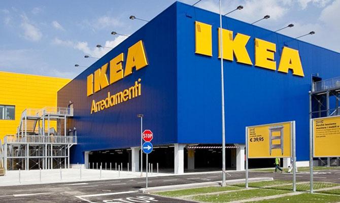 IKEA назвала сроки открытия первого магазина вУкраинском государстве
