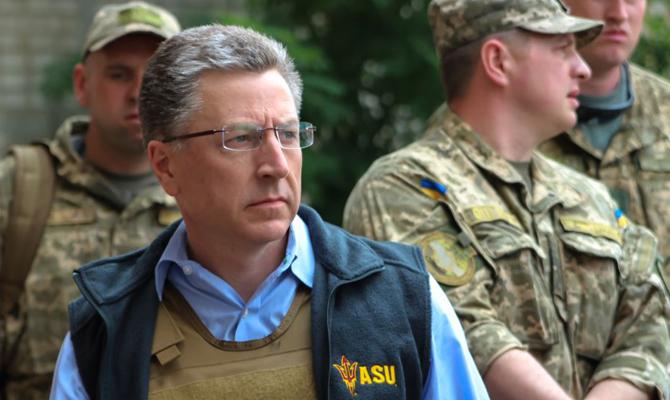 Волкер: Установление прямых контактов сбоевиками только затянет конфликт наДонбассе