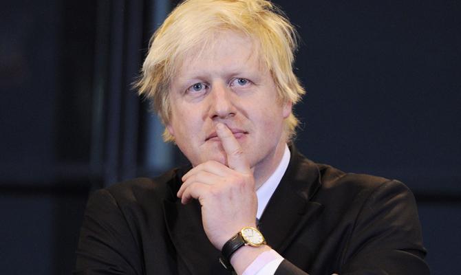 Джонсон поведал о«перезагрузке» отношений сРоссией