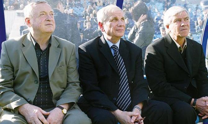 Скончался прошлый защитник итренер киевского «Динамо»