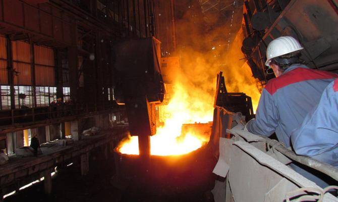 Украина входит вдвадцатку мировых лидеров попроизводству стали