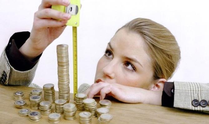 Реальная зарплата украинцев в этом году году выросла на 18,9%, – Кубив