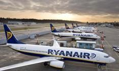 Пилоты Ryanair провели первую забастовку за 32 года