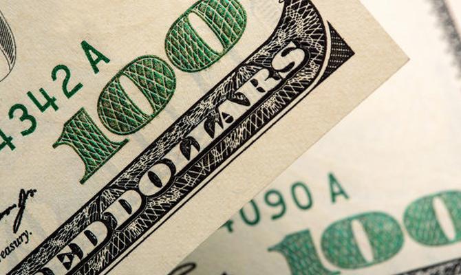 Доллар на черном рынке подорожал в продаже