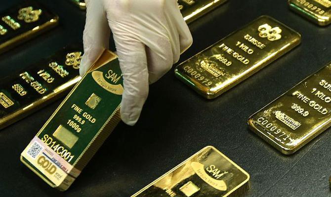 Нацбанк упростил вывоз золота, серебра иплатины из Украинского государства