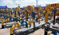Украина уменьшила запасы газа в ПХГ до 14,85 млрд кубов