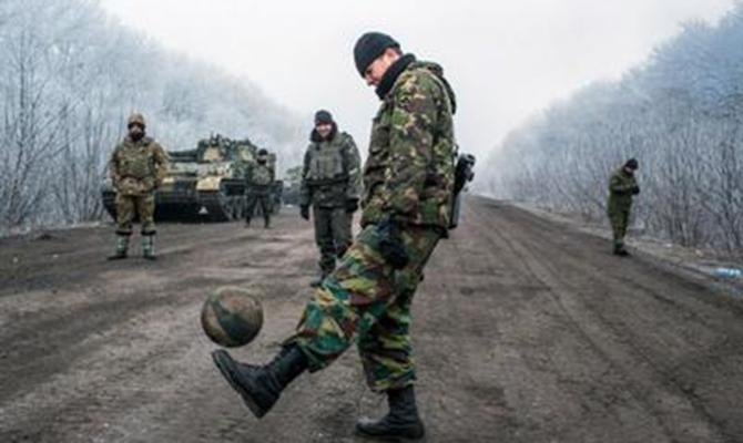 Боевики совершили два прицельных обстрела надонецком направлении,— штаб