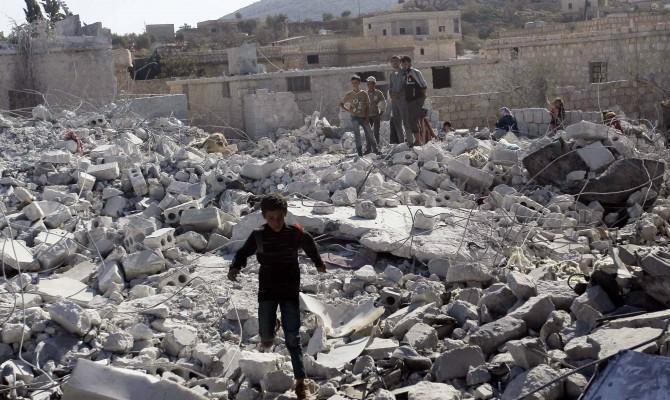 Путин поздравил Сирию сНовым Годом