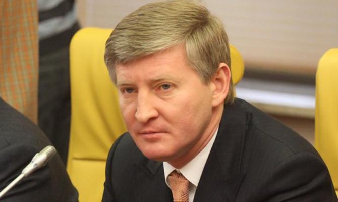 Компания Рината Ахметова отреагировала назаморозку его активов наКипре
