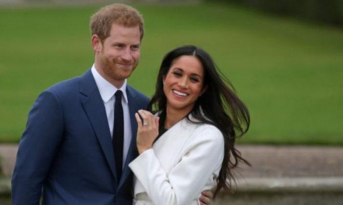 Насвадьбе принца Гарри иМеган Маркл Великобритания заработает 500 млн