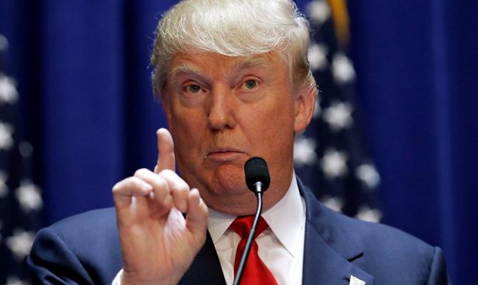 Трамп назвал несколько стран «дерьмовыми отверстиями»— Мировой скандал