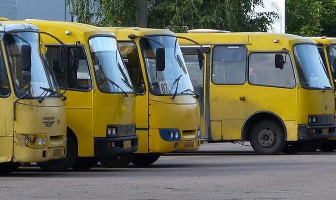 В Киеве дорожают маршрутки