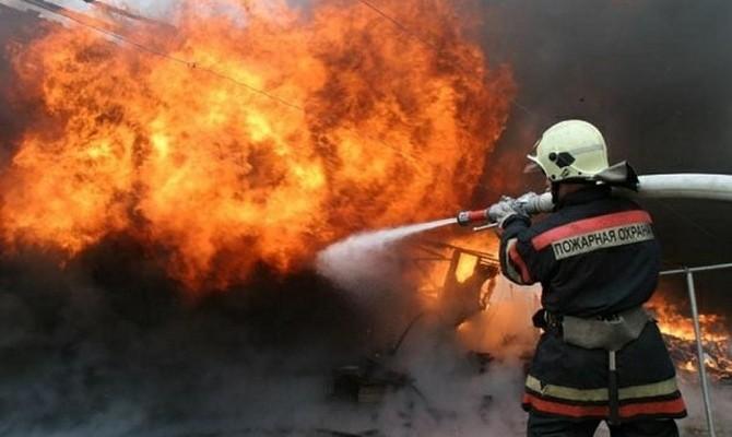 ВХарьковской области напожаре погибли 3 человека