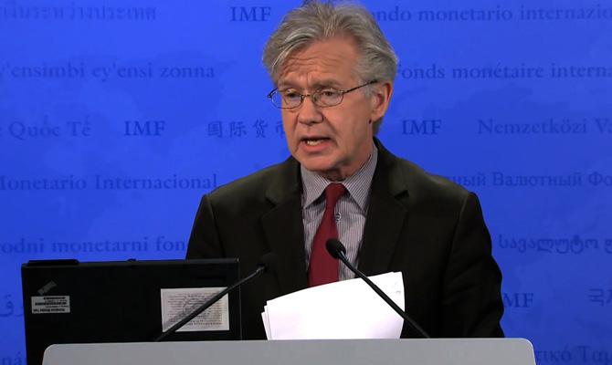 МВФ недоволен пенсионной реформой вУкраине