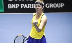 Украина впервые в истории вошла в топ-10 лучших теннисных стран Европы